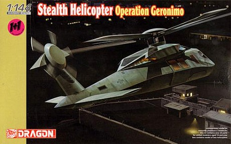 Hobbymex 4628 stealth helicopter operation geronimo 1 for Operation stealth