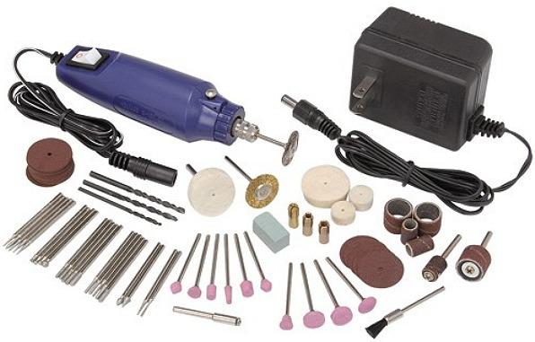 Hobbymex 97626 micro taladro electrico c accesorios - Accesorios para taladros electricos ...