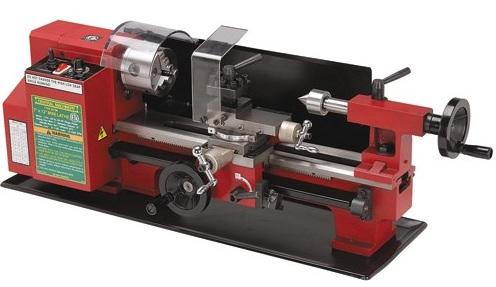 Hobbymex Mini Torno 7 X 12 Sieg C2 Modelo 300