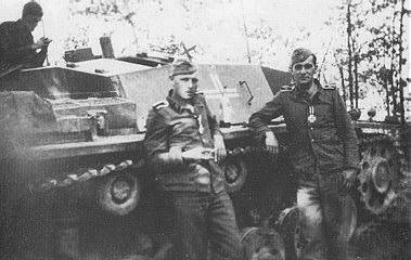 Michael Wittmann y su StuG III, Russia 1941